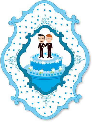 Vania Arcangeli - Gay Wedding