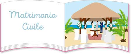 Vania Arcangeli Wedding planner Matrimonio-civile