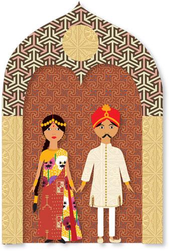 Vania Arcangeli Wedding planner Matrimonio Etnico